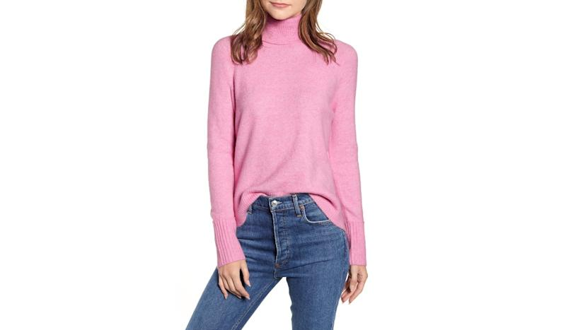 People, this is the perfect turtleneck. (Photo: Nordstrom)