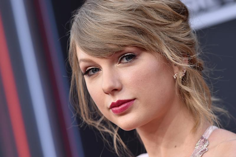 Taylor Swift endorses a political candidate for the first time