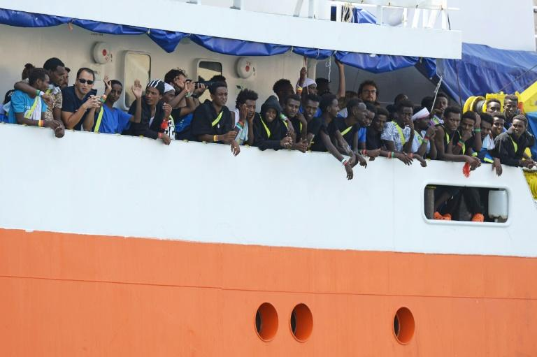 Italy has accused the EU of turning its back as the country grapples with seemingly endless migrant arrivals