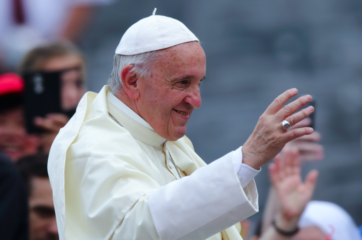 Pope Francis grants sainthood to those who die for others