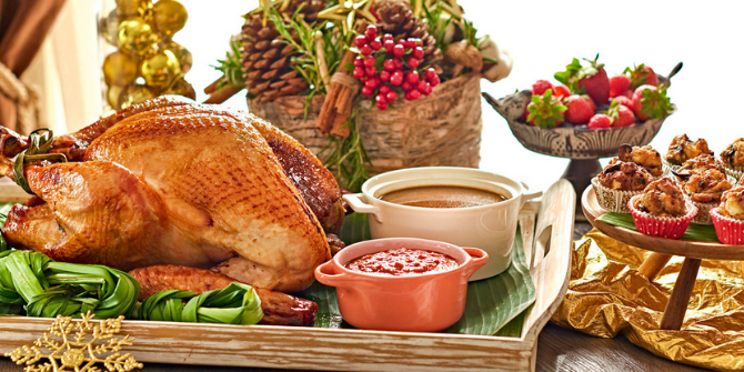 affordable christmas dinner singapore