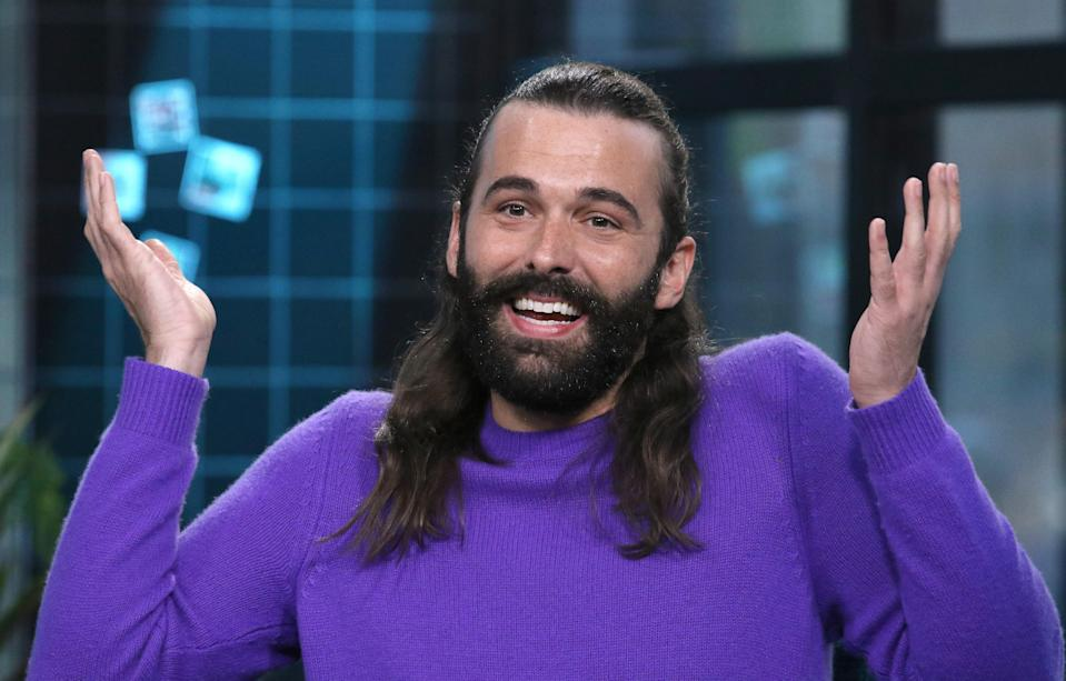 """<em>Queer Eye</em> star, comedian, and hairstylist Jonathan Van Ness dropped a major bombshell on <a href=""""https://www.instagram.com/p/CJd1o3dAlXD/"""" rel=""""nofollow noopener"""" target=""""_blank"""" data-ylk=""""slk:Instagram on December 31"""" class=""""link rapid-noclick-resp"""">Instagram on December 31</a>. In a roundup of the year, Van Ness revealed they secretly tied the knot in 2020. """"I got married to my best friend & have a loving partner to continue building my life with,"""" Van Ness wrote without revealing the name of their partner. Congratulations, JVN!"""