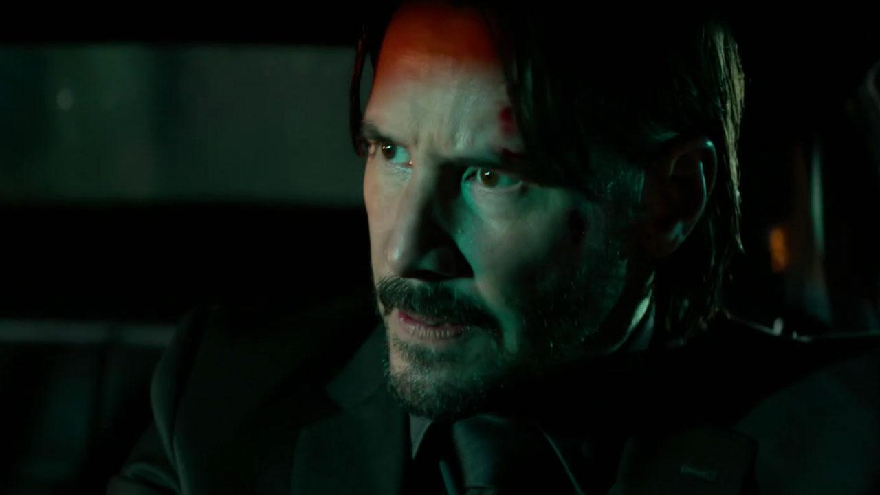 No-one messes with John Wick's car (Credit: Warner Bros.)
