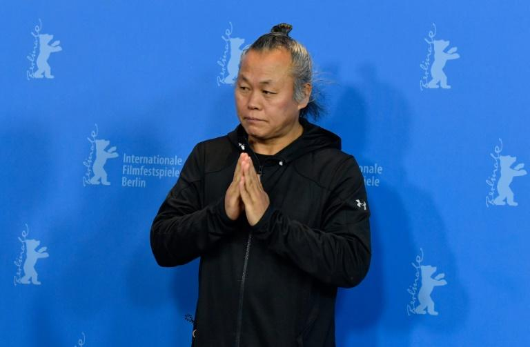 South Korean director Kim Ki-duk faced a barrage of questions about allegations of physical and sexual abuse at the Berlin film festival