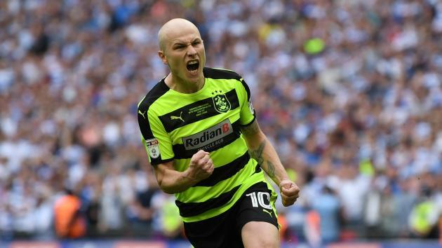 Mooy joins Huddersfield for club-record £8m fee