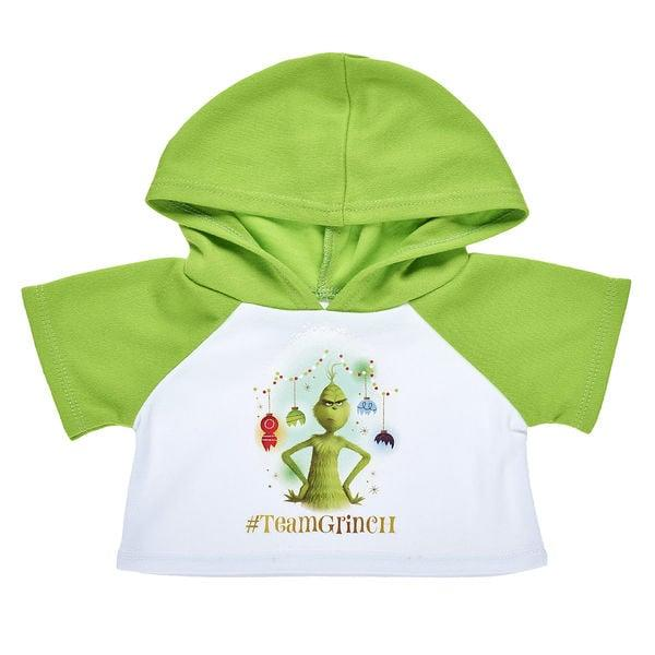 """<p>A themed <a href=""""https://www.popsugar.com/buy/TeamGrinch-Hoodie-381842?p_name=%23TeamGrinch%20Hoodie&retailer=buildabear.com&pid=381842&price=9&evar1=moms%3Aus&evar9=45463740&evar98=https%3A%2F%2Fwww.popsugar.com%2Ffamily%2Fphoto-gallery%2F45463740%2Fimage%2F45463747%2FTeamGrinch-Hoodie&list1=gifts%2Cthe%20grinch%2Cgifts%20under%20%2425%2Cgifts%20for%20kids%2Ckid%20shopping%2Cparenting%20news&prop13=api&pdata=1"""" rel=""""nofollow"""" data-shoppable-link=""""1"""" target=""""_blank"""" class=""""ga-track"""" data-ga-category=""""Related"""" data-ga-label=""""https://www.buildabear.com/%23teamgrinch-hoodie/026438.html?cgid=collections-shop-by-character-grinch#fbclid=IwAR0bH882pwalJjDyskNkpy6wIjJCPCtiv9hbOKx81cSY4vzXW_p5yurYthU&amp;start=1"""" data-ga-action=""""In-Line Links"""">#TeamGrinch Hoodie</a> ($9) kicks the holiday spirit up a few dozen notches.</p>"""