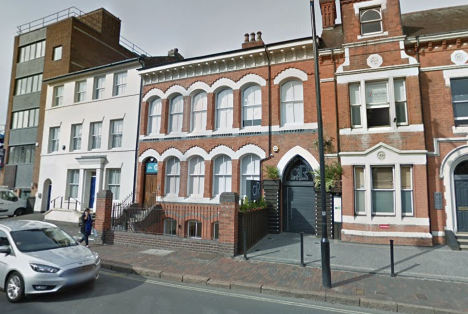 The incident took place at the Ana Rocha Bar and Gallery in Birmingham. (Google)