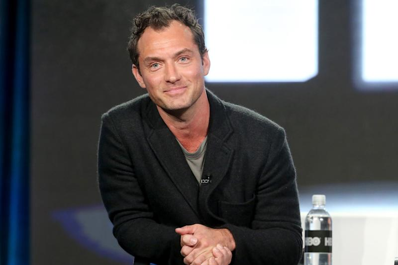 New role: Jude Law will play Dumbledore in the Fantastic Beasts sequel: Frederick M. Brown/Getty Images)