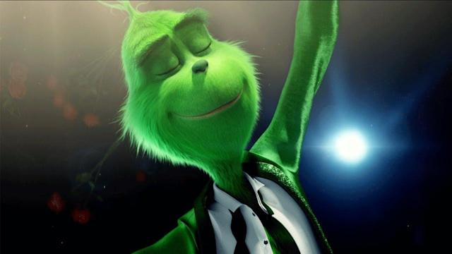 The internet is split over the new 'The Grinch' trailer