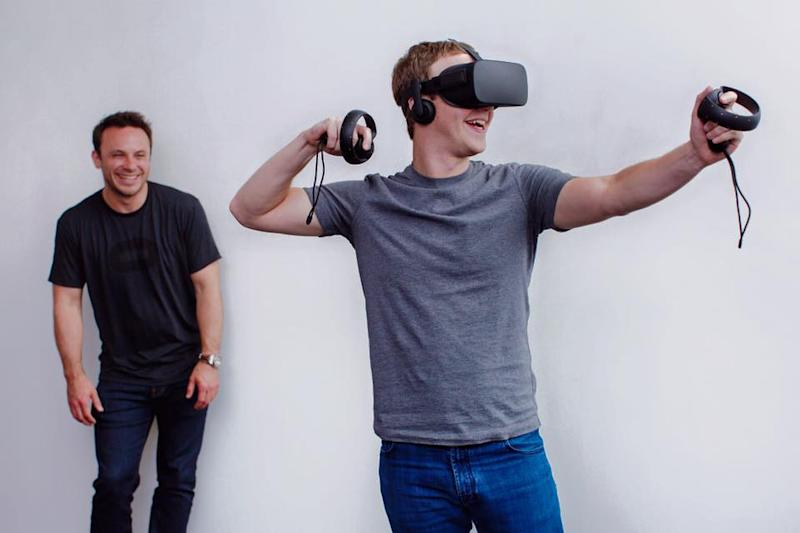 Facebook's Oculus acquires inorganic LED company to produce better displays