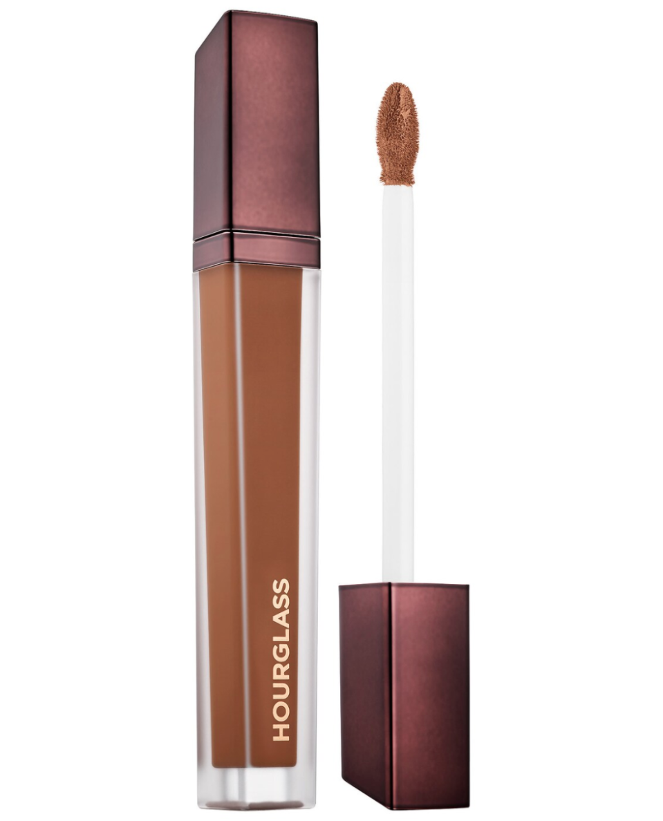 """<p><strong>Hourglass</strong></p><p>sephora.com</p><p><strong>$34.00</strong></p><p><a href=""""https://go.redirectingat.com?id=74968X1596630&url=https%3A%2F%2Fwww.sephora.com%2Fproduct%2Fhourglass-vanish-airbrush-concealer-P454042&sref=https%3A%2F%2Fwww.thepioneerwoman.com%2Fbeauty%2Fskin-makeup-nails%2Fg36563969%2Fbest-concealers-for-mature-skin%2F"""" rel=""""nofollow noopener"""" target=""""_blank"""" data-ylk=""""slk:Shop Now"""" class=""""link rapid-noclick-resp"""">Shop Now</a></p><p>This full-coverage concealer, which is sold in 22 shades, works particularly well for the under-eye area. Since it's infused with Centella Asiatica, it even has anti-aging abilities that stretch beyond appearance alone. </p>"""