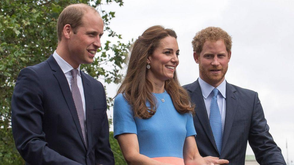 Prince William, Princess Kate and Prince Harry Wish Great Britain's Olympic Athletes Good Luck in New Video (ABC News)