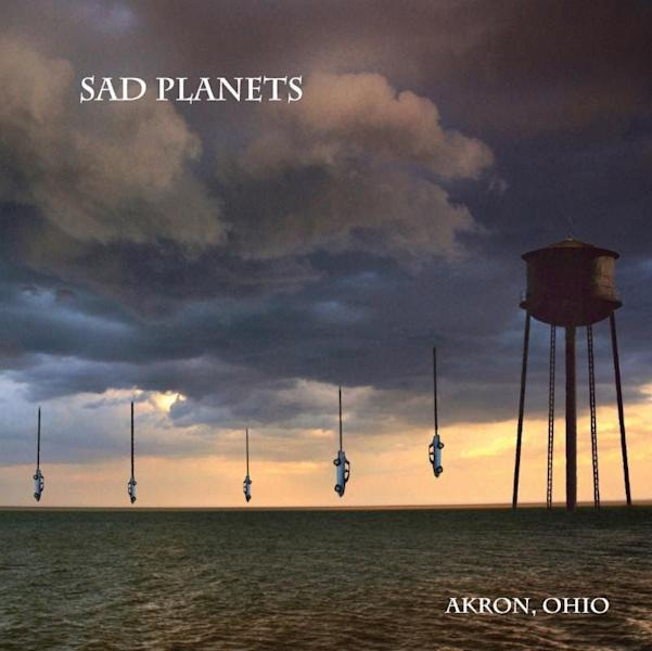 The psychedelic rock duo will release their debut album, Akron, Ohio, this Spring.