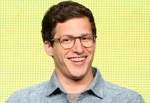 Andy Samberg | Photo Credits: Frederick M. Brown/Getty Images