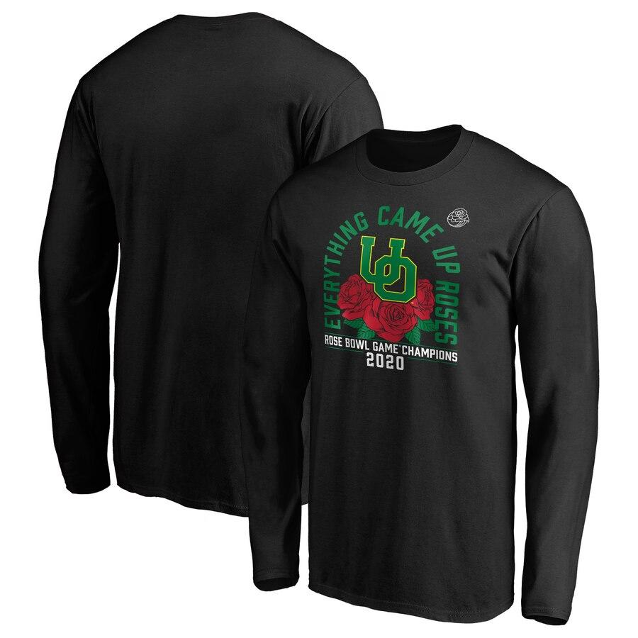 Rose Bowl Oregon long-sleeve shirt