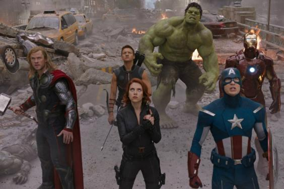 'The Avengers' includes a star-studded cast (Marvel Studios)