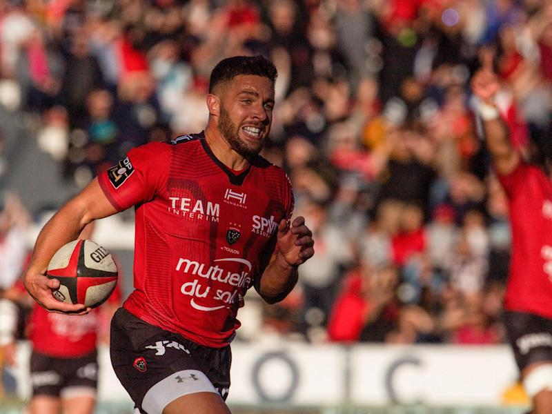 Rhys Webb will leave Toulon at the end of the season to return to Wales: AFP via Getty