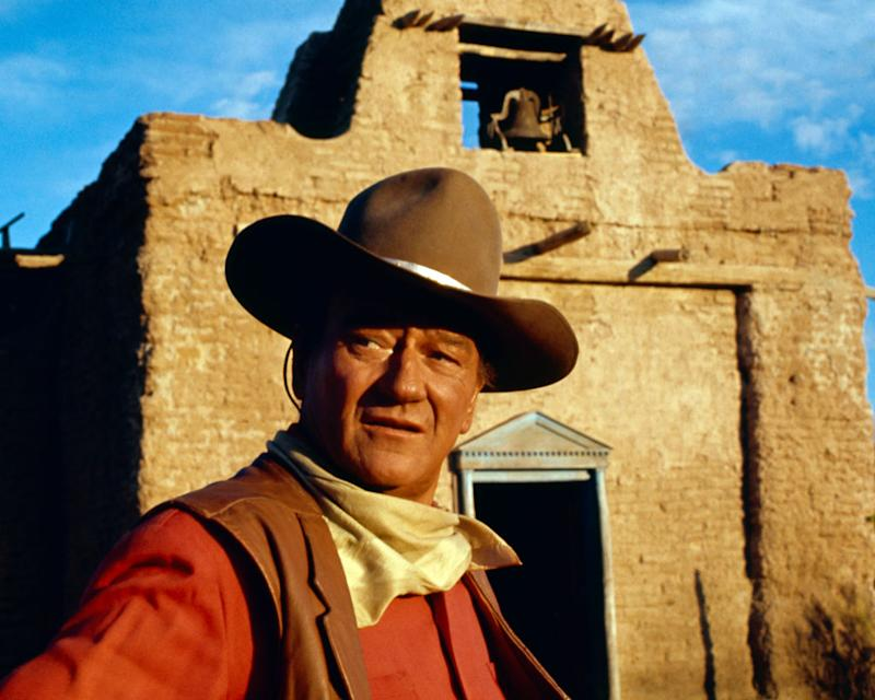 John Wayne, pictured in 1966, gave a controversial interview with Playboy in 1971. (Photo: Silver Screen Collection/Getty Images)