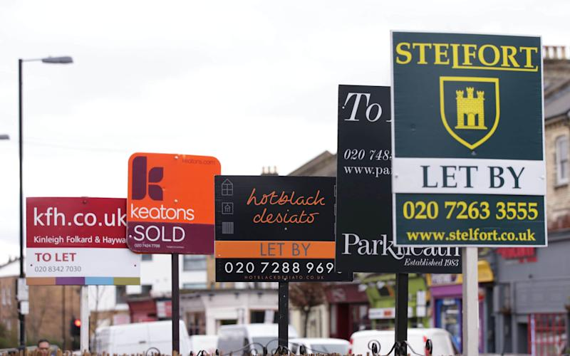 Fewer landlords are getting into the business as higher taxes and tougher rules bite - Yui Mok/PA