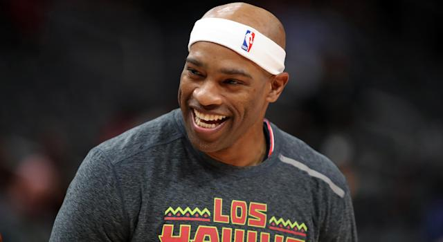 Could Vince Carter return to where his career started? (Jason Getz-USA TODAY Sports)
