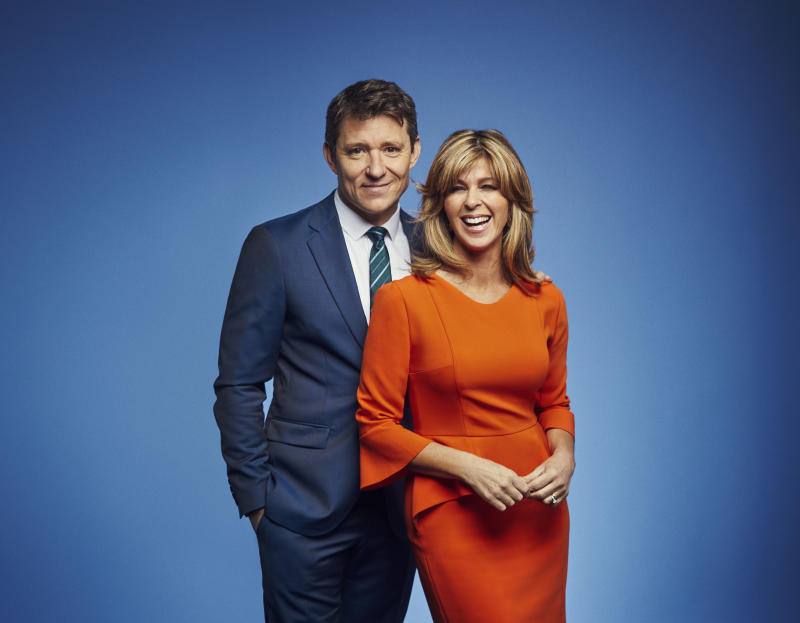 Kate Garraway to see husband for first time in 4 months