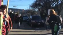 Oakland Teachers Picket for Higher Pay and School Resources
