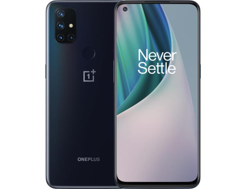 The OnePlus Nord 10 5G packs impressive features including a sleek design for just $299. (Image: OnePlus)