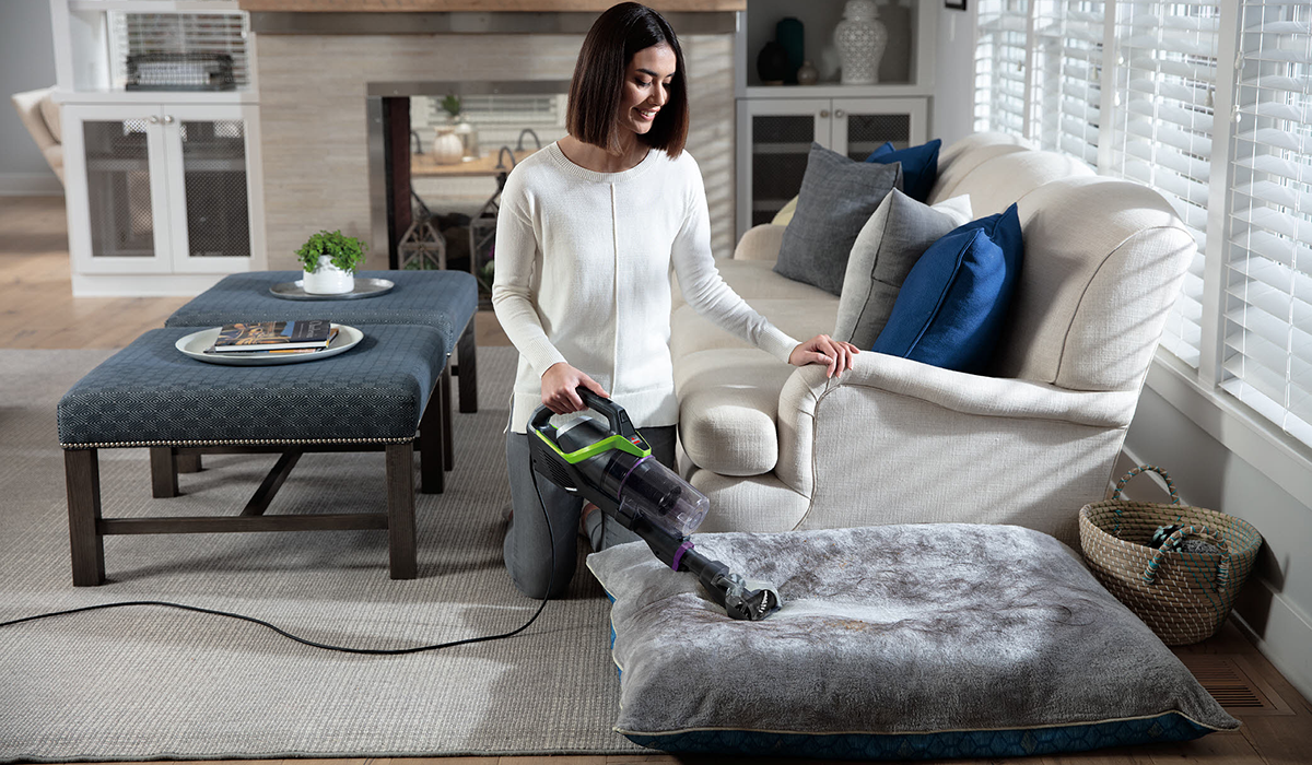 Multiple attachments ensure a clean for every type of mess! (Photo: Walmart)