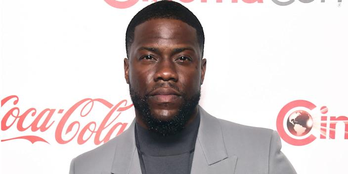 Kevin Hart.