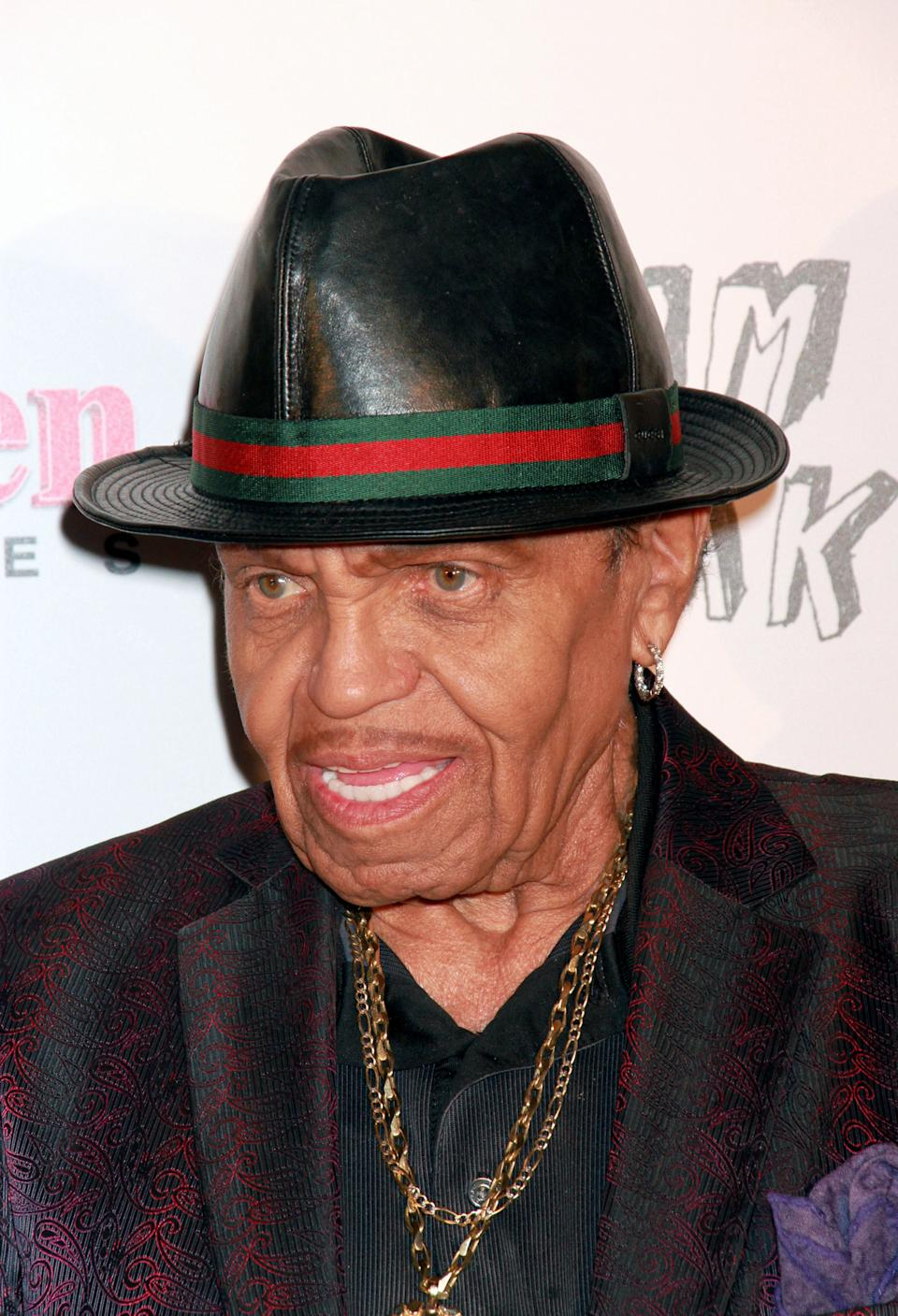 <strong>Joe Jackson</strong><br /><strong><i>Musician (b. 1928)</i></strong><br /><br />The patriarch of the Jackson family who managed the Jackson 5 and his son Michael Jackson, died aged 89 of pancreatic cancer.