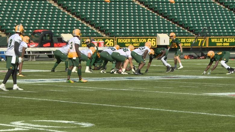Eskimos have enough motivation to get them to a hometown Grey Cup appearance, coach says