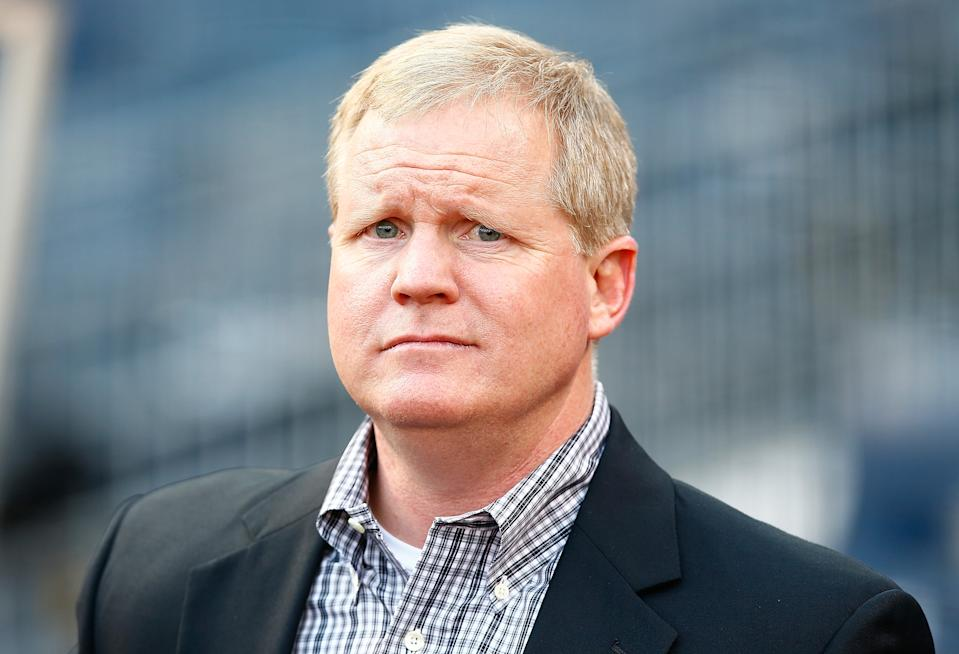 Pirates GM Neal Huntington has been fired by team owner Bob Nutting. (Photo by Jared Wickerham/Getty Images)