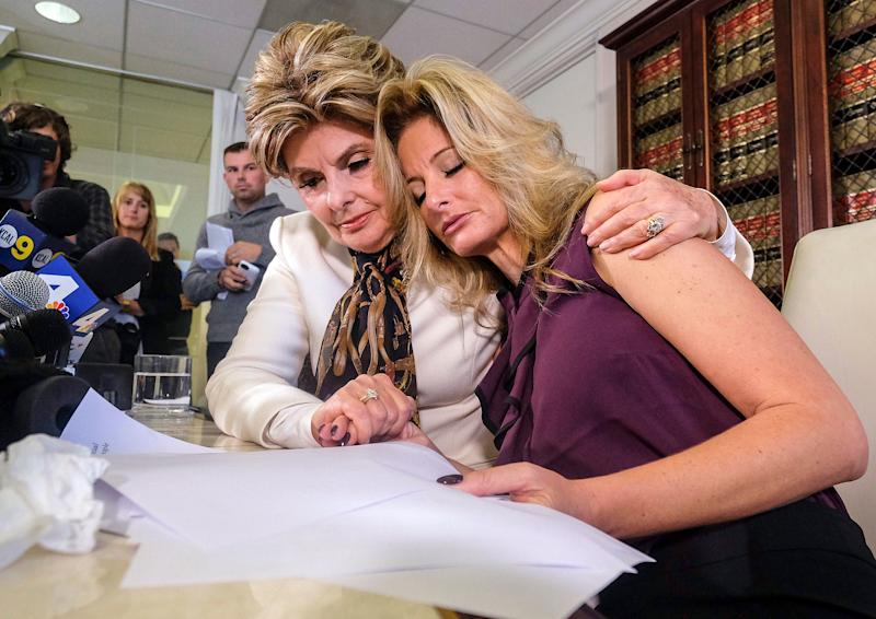 Donald Trump's Sexual Assault Accusers Demand Justice in the #MeToo Era: 'We Were Forgotten'