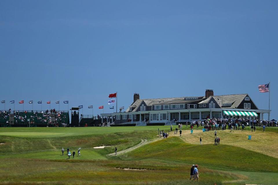 The U.S. Open tees off Thursday. (Getty)