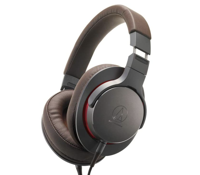 Audio-Technica ATH-MSR7B High-Resolution Wired Over-Ear Headphones. (PHOTO: Amazon)