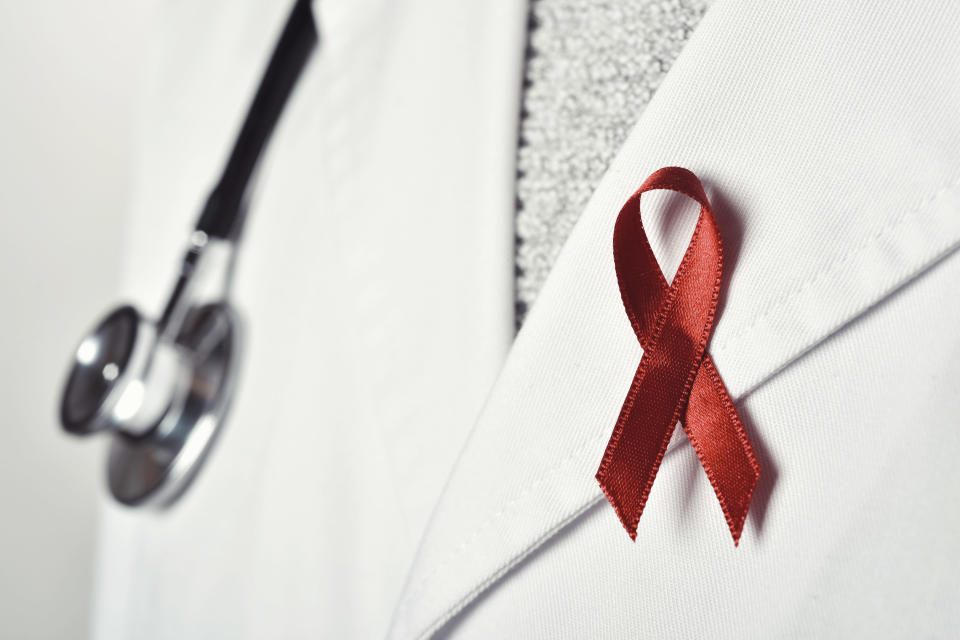 The HIV-positive status of 14,200 people, along with their data, had been leaked online by American fraudster Mikhy K Farrera Brochez, Singapore's Ministry of Health said on Monday. (Photo: Getty Images)