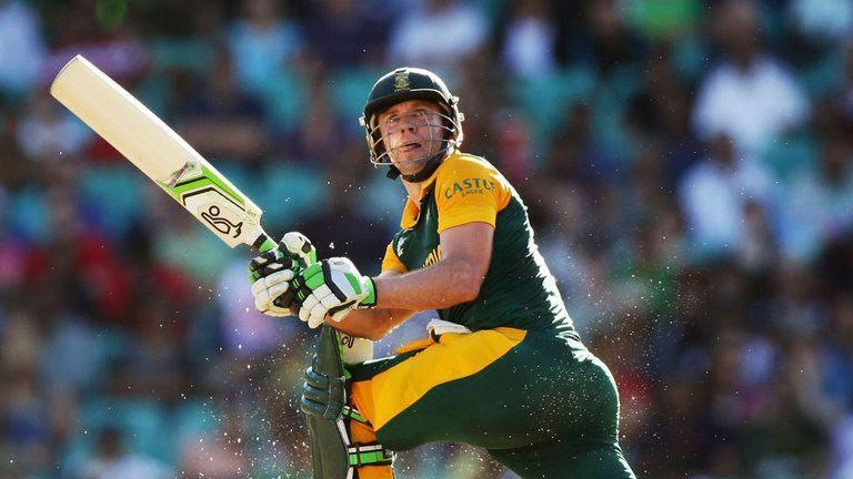 AB de Villiers retired from International cricket in the year 2018.