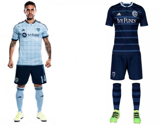 brand new a3277 87b32 These are the 2016 Major League Soccer kits but which is ...