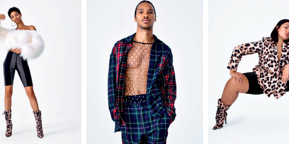 341c35f92 LaQuan Smith's New ASOS Collection Is Not for the Faint of Heart