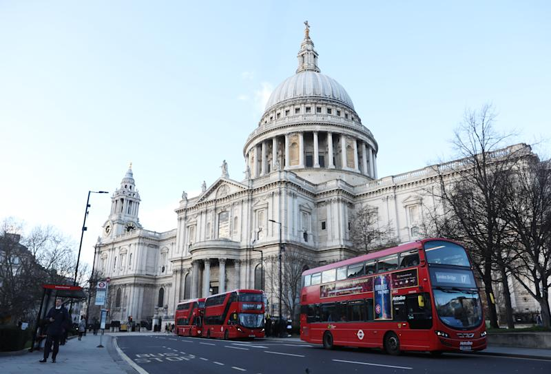 Islamic State terror supporter admits plot to blow up St Paul's Cathedral