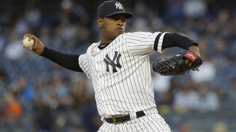 Severino Silences Angels In Return