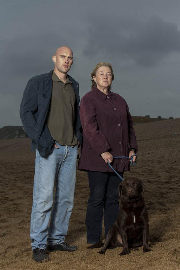 Broadchurch Star Joe Sims Reveals Twitter Threats After Crossbow Scene: 'We're A Nation Of Dog Lovers!'
