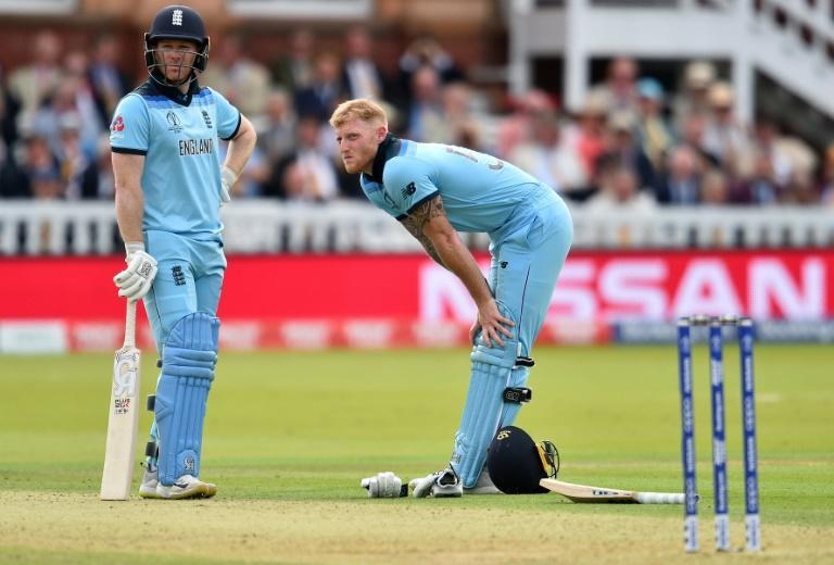Ben Stokes (right) will take over the England captaincy from Eoin Morgan (left) for the ODI series against Pakistan after a Covid outbreak hit the England squad