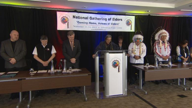 Edmonton to host first-ever national gathering of Indigenous elders