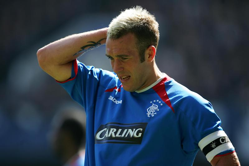 Fernando Ricksen played for Rangers between 2000 and 2006. (Credit: Getty Images)