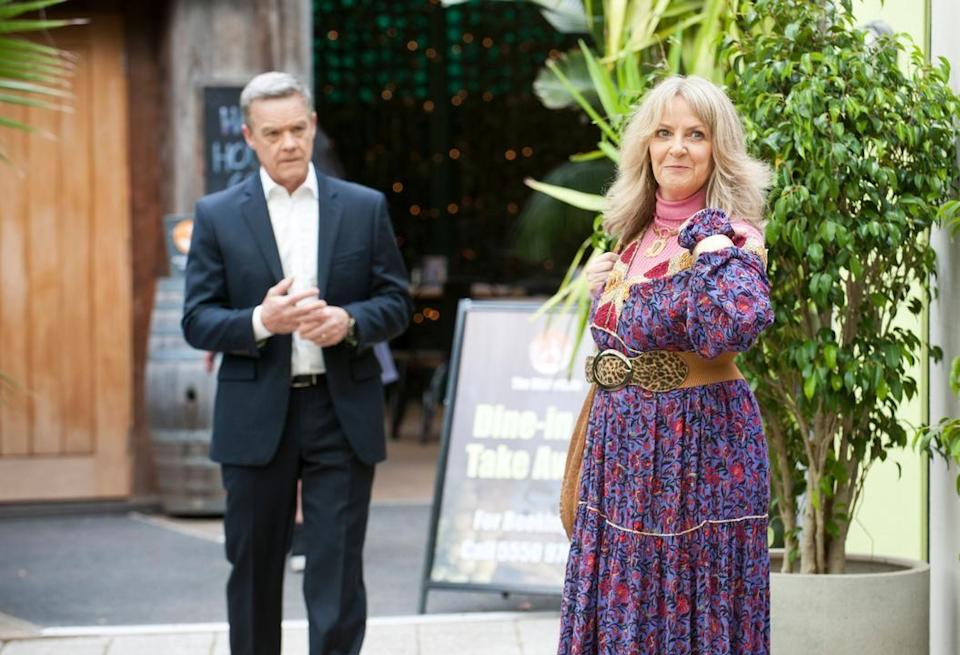 <p>Melanie used to work for Paul and it's fair to say their personalities clashed.</p>