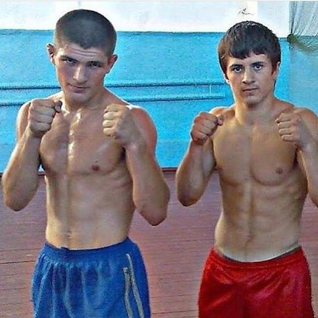<p>Nurmagomedov's base is the Russian grappling art of sambo. The Dagestan native was so good at the sport, in fact, that he was a two-time gold medalist at the World Championships in Kiev in 2009 and Moscow in 2010. Those medals, though, came after he had already debuted as pro mixed martial artist. Nurmagomedov turned heads by winning three times in one night in the Pankration Atrium Cup in Moscow on Oct. 11, 2008, and needed just over three years to blitz to a record of 16-0 before getting the call from the UFC. </p>