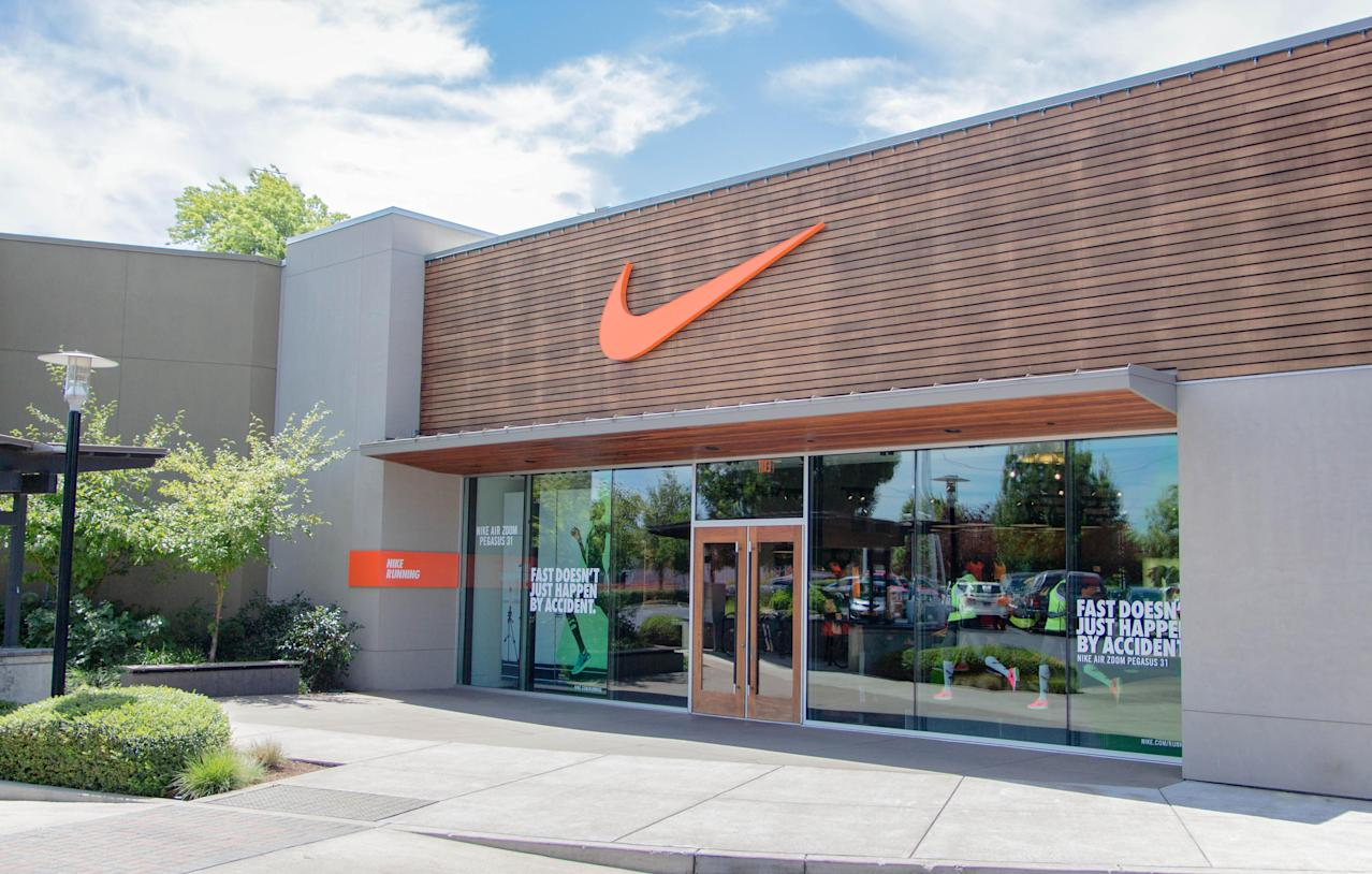The bright spot in Nike's disappointing quarter