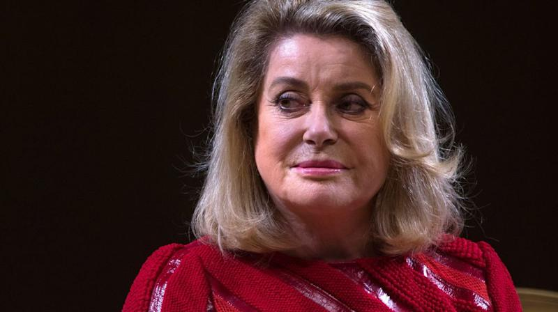 La lettre assassine de Catherine Deneuve à Laurent Delahousse