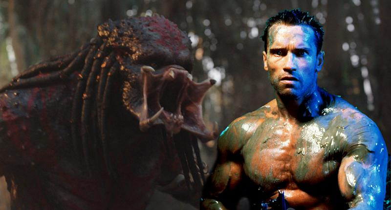8320d5a7dc9802 Arnold Schwarzenegger turned down a role in  The Predator